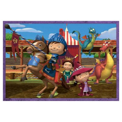 Ravensburger Mike The Knight 35 Piece Jigsaw Puzzle