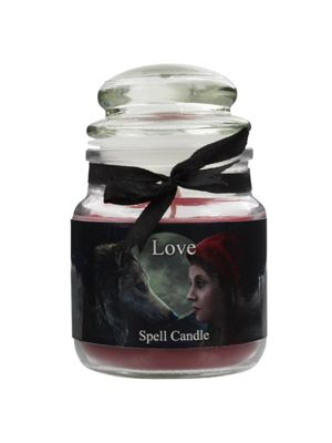 Lisa Parker Love Spell Mini Candle