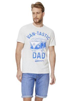 Volkswagen Van-Tastic Dad T-Shirt Grey L