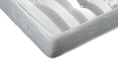 Land of Beds Benmore 1000 Pocket Ortho Single Extra Firm Mattress