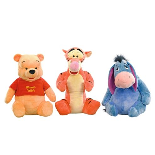 Disney Giant Soft Toy - Assortment – Colours & Styles May Vary