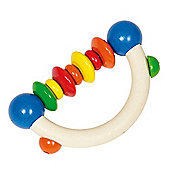 Heimess 733510 Wooden Touch Ring (Semi with Beads and Discs)