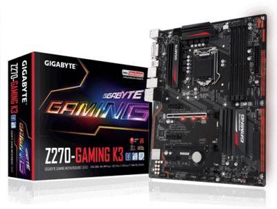 Gigabyte GA-Z270-GAMING K3 Motherboard