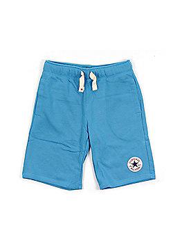 Converse Chuck Taylor Patch Junior Kids Short Spray Paint Blue - Blue