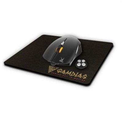 GAMDIAS OUREA E1 + NYX USB Optical 4000DPI Right-hand mice