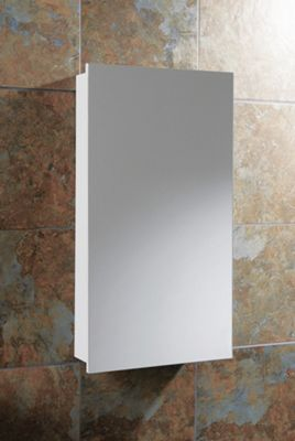 HIB Denia / Sorrento Small Bathroom Mirror Cabinet