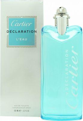 Cartier Declaration L'Eau Eau de Toilette (EDT) 100ml Spray For Men