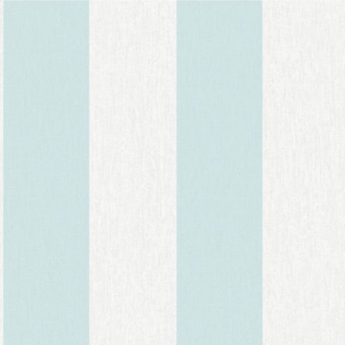 Superfresco Easy Calico Paste The Wall Stripe Duck Egg Wallpaper