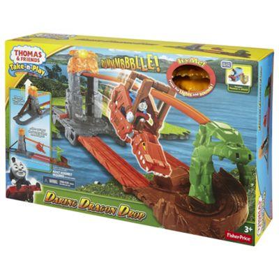 Fisher-Price Thomas & Friends Take-n-Play Daring Dragon Drop