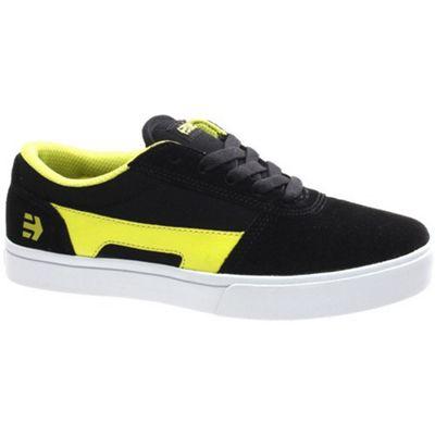 Etnies RCT Kids Black/Yellow Shoe