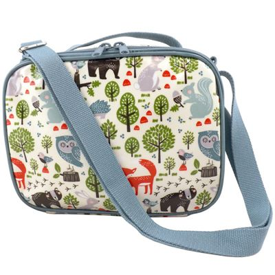 Children's Lunch Bag - Forest Friends, Girls Lunch Bags