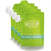 Bebelephant Little Green Pouch 4 Pack