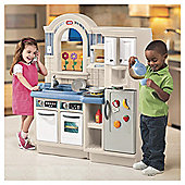 Little Tikes Inside / Outside Cook N Grill Kitchen