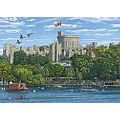 Around Britain - Windsor - 1000pc Puzzle
