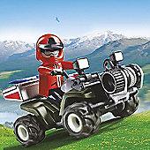 Playmobil - Mountain Rescue Quad 5429