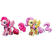 My Little Pony Design-a-Pony 2 Pack - Pinkie Pie & Fluttershy