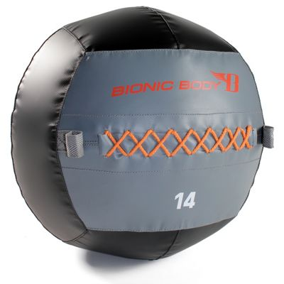 Bionic Body Soft Medicine Wall Ball - 6.35kg (14lbs)