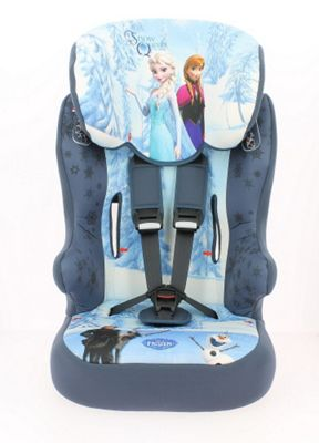 Disney Frozen Racer SP Car Seat Group 1 2 3