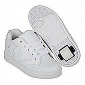 Heelys Propel 2.0 White/White Kids Heely Shoe - White