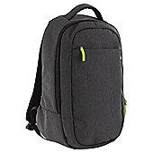 "Tesco 15.6"" Laptop Backpack Grey"