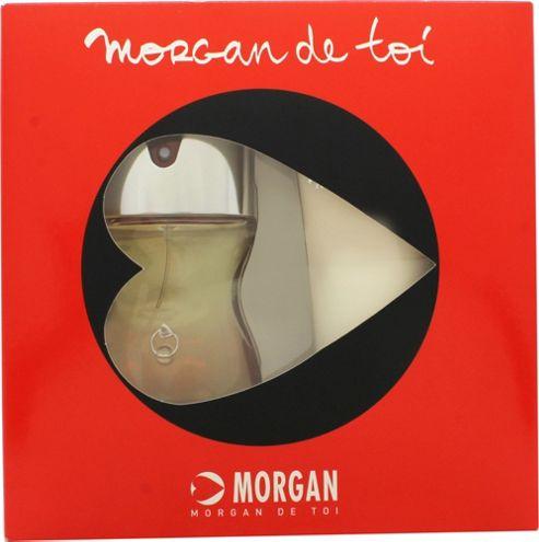 Morgan De Toi Gift Set 60ml EDT + 100ml Body Lotion For Women