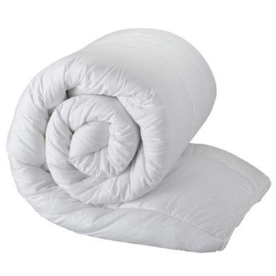 buy tesco antibacterial kingsize duvet 10 5 tog from our. Black Bedroom Furniture Sets. Home Design Ideas