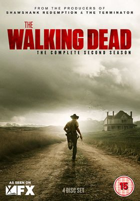 The Walking Dead - Series 2 - Complete (DVD Boxset)