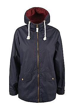 Tide Women's Long Jacket - Blue