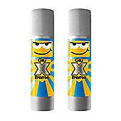 Playcolor Glu-Xtreme Junior Extra Strength Glue Stick 20g (Pack of 2)