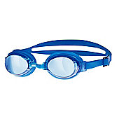 Zoggs Hydro Adult UV Swimming Goggles - Blue