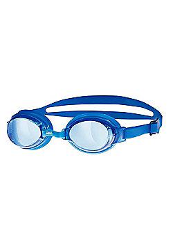 Zoggs Hydro Adult UV Swimming Goggles - Blue