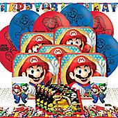 Super Mario Party Pack - Deluxe Party for 8