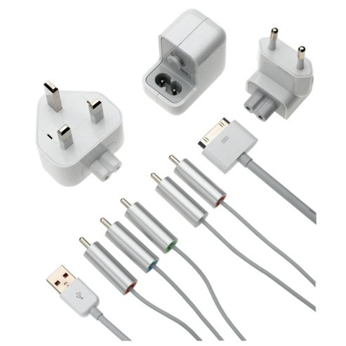 Apple iPod AV Component Cables White