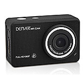 Denver Black ACT-5020TW HD Action camera with Screen & Phone App