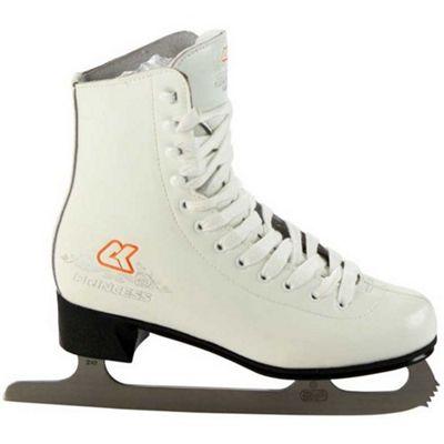 Xcess Princess Leather Ice Skates