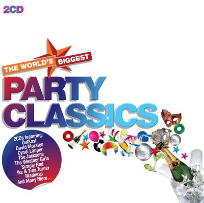 World's Biggest Party Classics (2CD)
