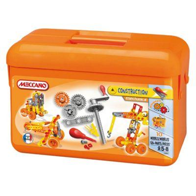 Meccano Mechanical Box - Model Building Set