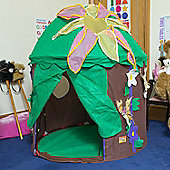 Bazoongi Woodland Fairy Hut Tent by Jumpking
