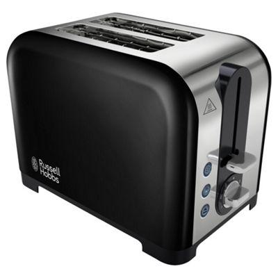 Russell Hobbs Canterbury 22392 2 Slice Toaster -  Black