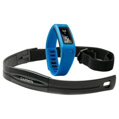 Garmin Vivofit Fitness Tracker & Heart Monitor - Blue