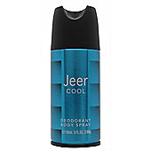 Jeer Cool Deodorant Body Spray 150ml