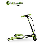 Yvolution Y Fliker A1 Air Kids' Scooter Green