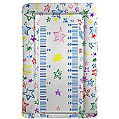 Babywise Baby Changing Mat - Tape Measure (Rainbow Stars)