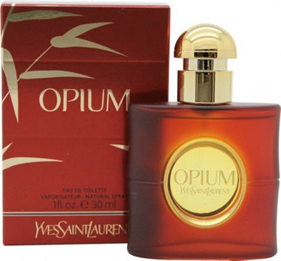 Yves Saint Laurent Opium Eau de Toilette (EDT) 30ml Spray For Women