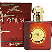 Yves Saint Laurent Opium Eau de Toilette (EDT) 30ml Spray For Women