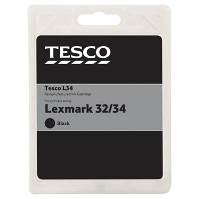 Tesco L111 Black Printer Ink Cartridge - Black
