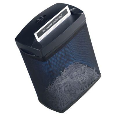 Tesco Home & Office Cross Cut Shredder with 18 Litre Mesh Bin