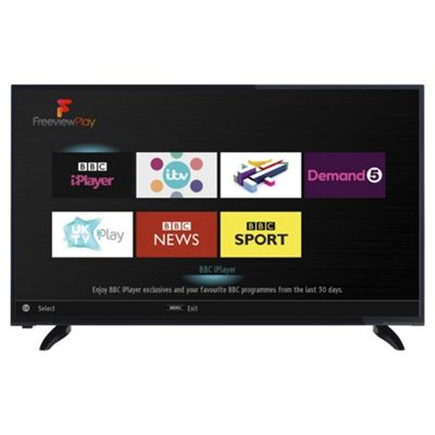 digihome 287dfp full hd 50 inch smart tv with freeview play - 50in Tv
