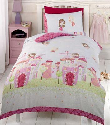 Fairy Castle Double Duvet