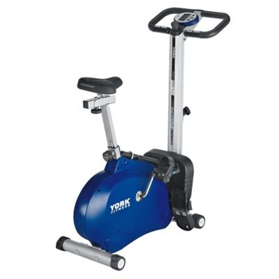 York Fitness 2-in-1 Exercise Bike/Rowing Machine